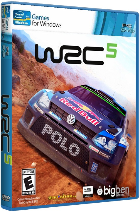 WRC 5: FIA World Rally Championship [2015 / Racing, Rally, 3D / Лицензия] PC