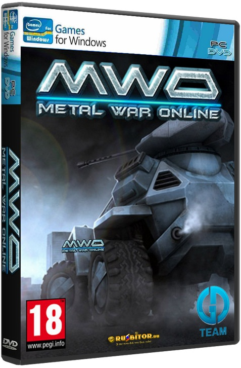 Metal War Online: Retribution v.1.0.2.2.2 (01.11.2015) [2012 ,MMO / Action] (Лицензия)