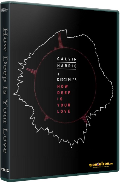 Calvin Harris feat. Disciples / How Deep Is Your Love [2015 / House / WEBRip]