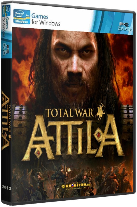 Total War: ATTILA [Update 6 + DLCs] [2015 / Strategy, Real-time, Turn-based, 3D / RePack] от xatab