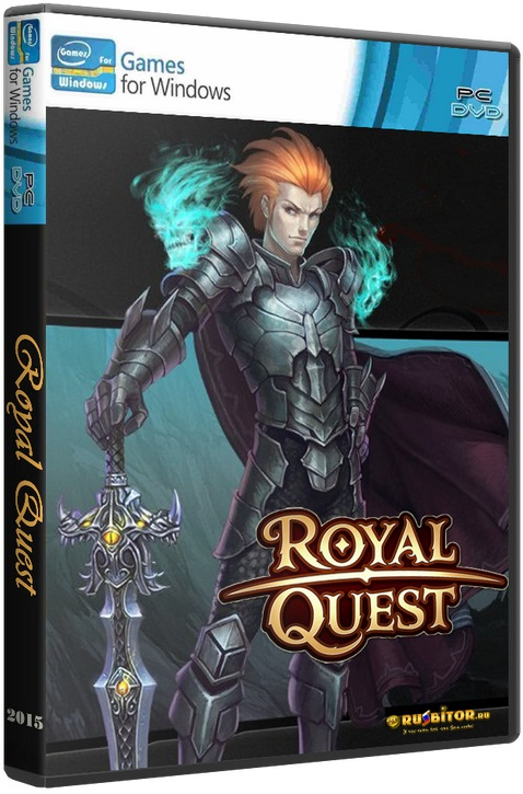 Royal Quest v.1.0.010 (01.01.2016) [2012 ,MMORPG / Action] (Лицензия)
