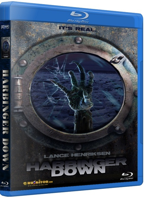 Падший предвестник / Harbinger Down [2015 / Фантастика, Ужасы / BDRip 720p]