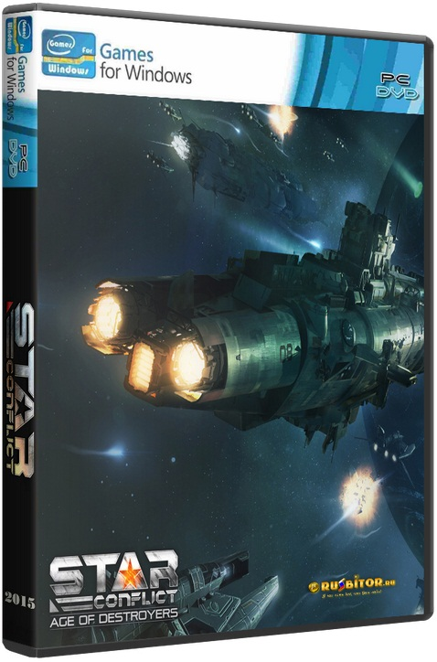 Star Conflict: Age of destroyers v.1.3.2.82785 (03.02.2016) [2013 ,MMORPG / Action] (Лицензия)