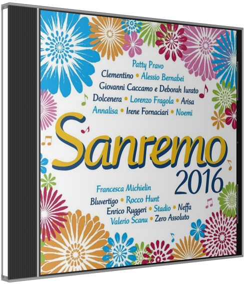 VA - Sanremo 2016 [2CD] (2016) MP3