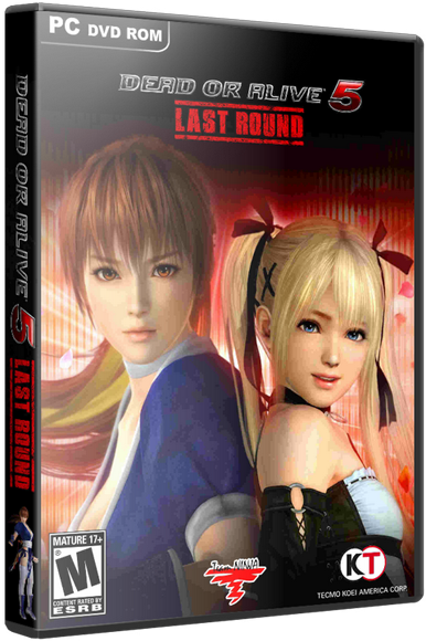 Dead or Alive 5: Last Round [v 1.0.5 + 19 DLC] [2015 / Arcade, Fighting, 3D / RePack] от xatab