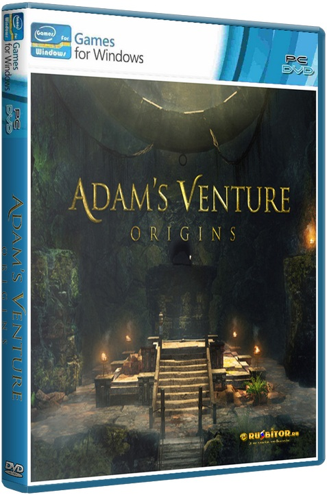 Adam's Venture: Origins [2016 / Adventure, Indie / Лицензия] PC