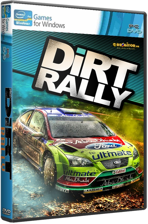 DiRT Rally [v 1.1] [2015 / Simulator, Racing, 3D / RePack] от Valdeni | PC