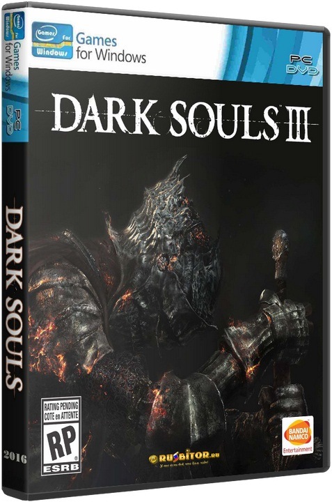 Dark Souls III Deluxe Edition [2016 / RPG (Rogue/Action) / 3D / 3rd Person / RePack] от FitGirl