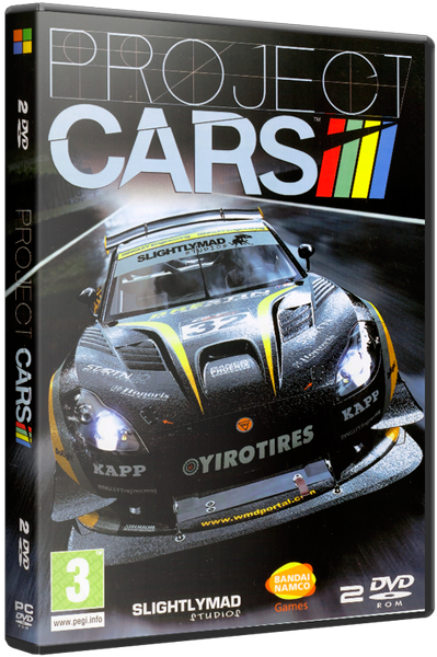 Project CARS: Game of the Year Edition [2015 / (Cars) / Simulator / 3D]  PC | RePack от SEYTER