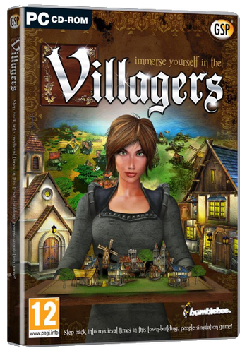 Villagers [v1.030] [2016 / Strategy, Simulator, Indie] PC | RePack от VL