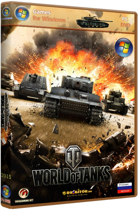 Мир Танков / World of Tanks [0.9.17.1#360] [2014 / Action, Tank, 3D, Online-only] РС (Лицензия)