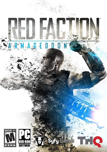 Red Faction: Armageddon - Complete Edition [2011 / Экшены / Лицензия]
