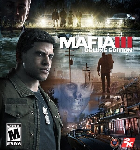 Mafia III - Digital Deluxe Edition [2016 / Action (Shooter) / Open World / 3D / 3rd Person / Repack] от xatab