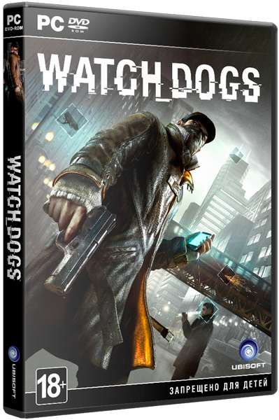 Watch Dogs - Digital Deluxe Edition [v 1.06.329 + 16 DLC] [2014 / Action, Shooter, 3D, 3rd Person, Stealth / PC | RePack от xatab]