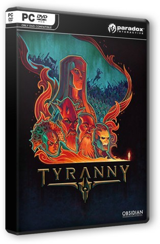 Tyranny [Update 4] (2016) PC | RePack от Decepticon