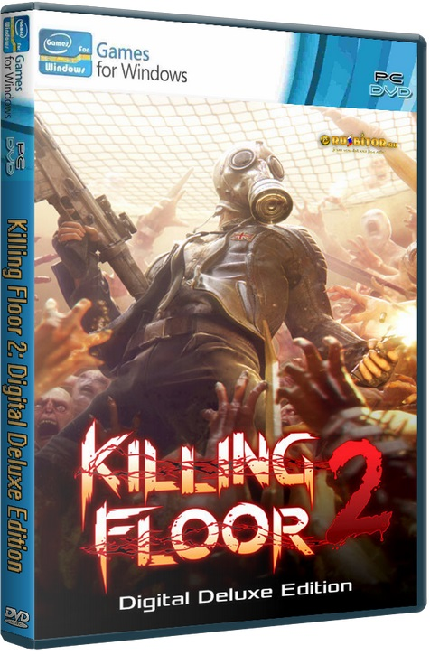 Killing Floor 2: Digital Deluxe Edition [2016 / 3D, Action, Shooter, First-person / RePack] PC