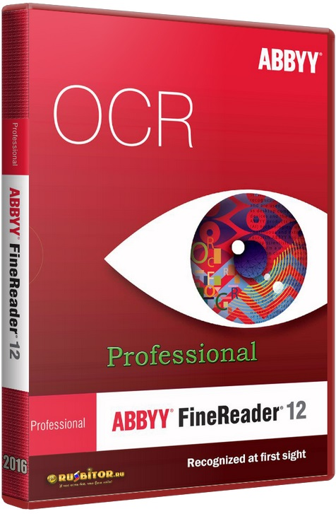 ABBYY FineReader Professional  Corporate [12.0.101.496] [2016] PC | RePack by KpoJIuK
