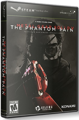 Metal Gear Solid V: The Phantom Pain [v 1.10] (2015) PC | RePack от Decepticon