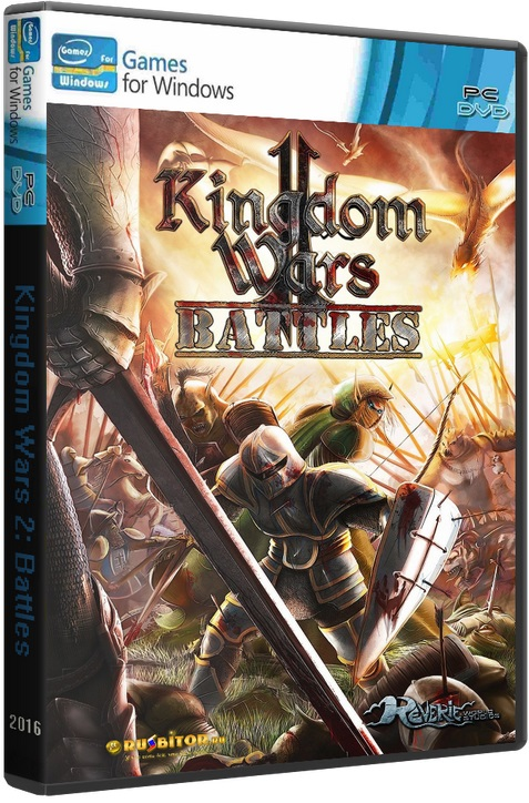 Kingdom Wars 2: Battles [2016 / Indie, Simulation, Strategy / Лицензия] PC | Лицензия