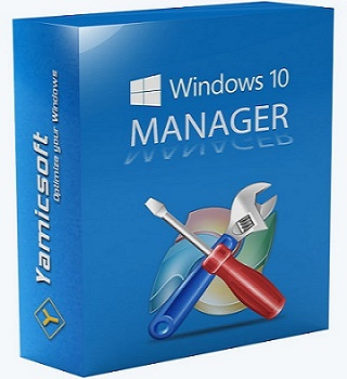Windows 10 Manager [2.0.4 Final] [2017] PC | RePack & Portable by D!akov