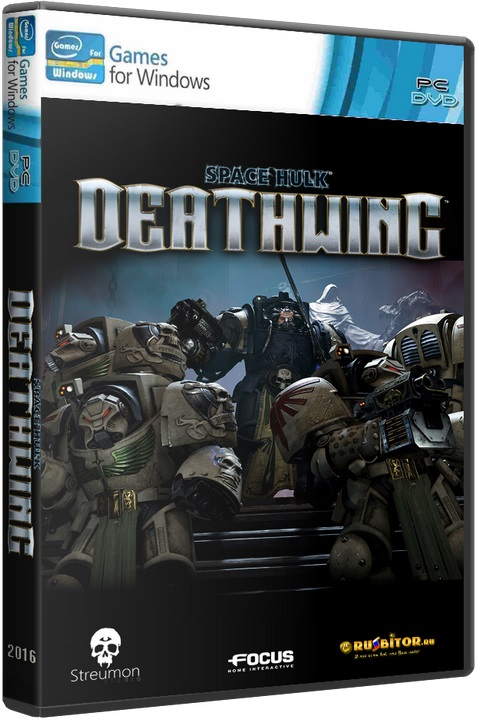 Space Hulk: Deathwing [2016 / Action (Shooter) / 3D / 1st Person / Repack] by Umdrella
