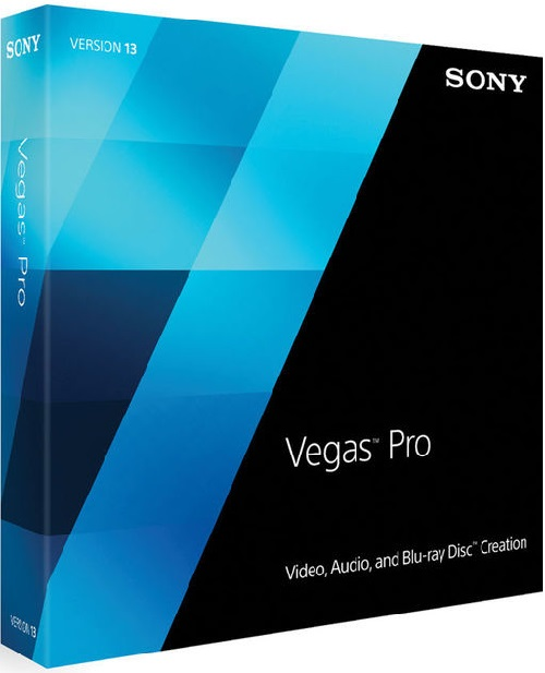 SONY Vegas Pro 13.0 Build 428 [x64] [13.0 Build 428] [2014] PC