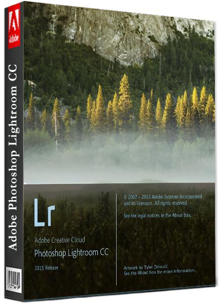 Adobe Photoshop Lightroom CC 2015.8 (2016) PC | RePack by Galaxy