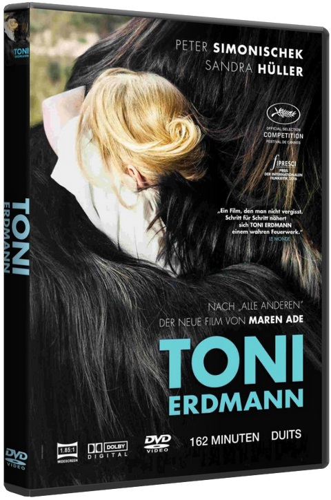 Тони Эрдманн / Toni Erdmann [2016 / Драма, комедия / BDRip | BDRemux 1080p |]
