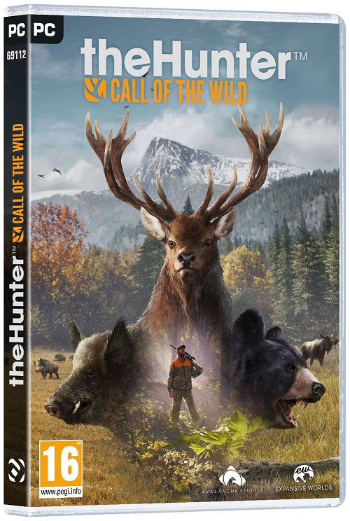 TheHunter: Call of the Wild [1.21] (2017) PC | Repack от =nemos=