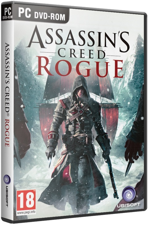 Assassin's Creed: Rogue [v 1.1.0] [2015 / Action, 3D, 3rd Person / RePack] PC | от xatab