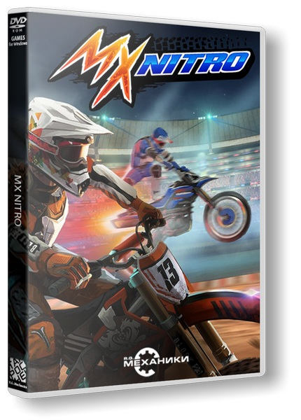 MX Nitro [2017 / Arcade, Side, 3D, Motorcycles / RePack]