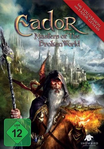 Эадор: Владыки миров / Eador: Masters of the Broken World [v.1.7.0] [2013 / Strategy (Turn-based), 3D / SteamRip] PC | от Let'sPlay