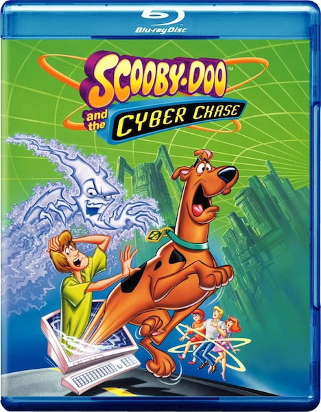 Скуби-Ду и кибер погоня / Scooby-Doo and the Cyber Chase [2001 / мультфильм, фантастика, комедия, детектив / BDRip 720p]