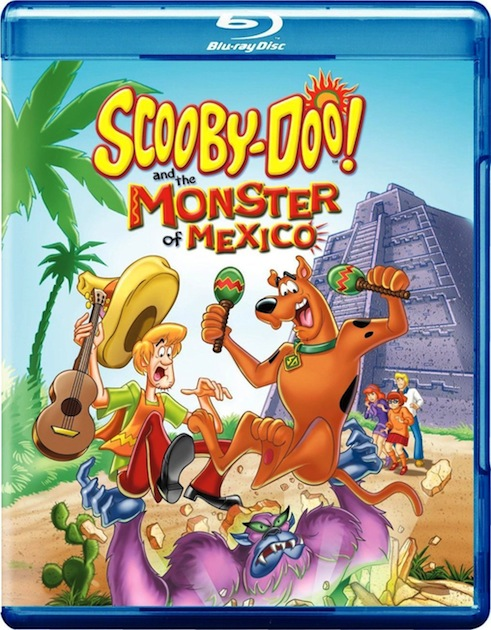 Скуби-Ду и монстр из Мексики / Scooby-Doo! and the Monster of Mexico [2003 / мультфильм, комедия, детектив / BDRip 720p]