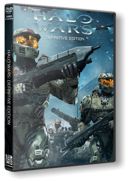 Halo Wars: Definitive Edition [2016 / Strategy, Real-time, 3D / RePack] от R.G. Механики