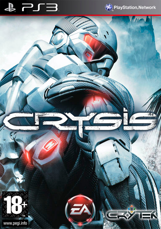 Crysis [2011 / First-person shooter / Repack] | [PS3]