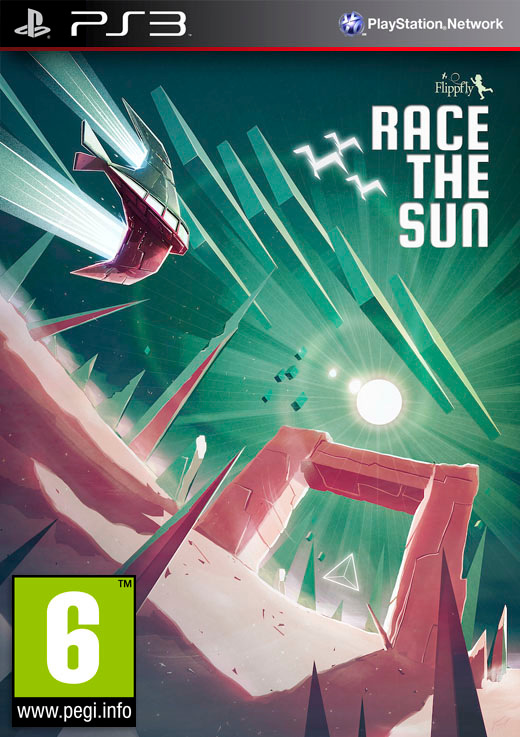 Race The Sun [2014 / Endless running / arcade / Repack] [PS3]