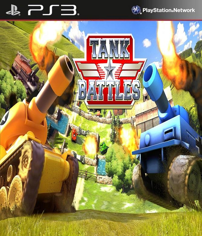 Tank Battles [2009 / Arcade (Shoot'em up) / PSN] [PS3]