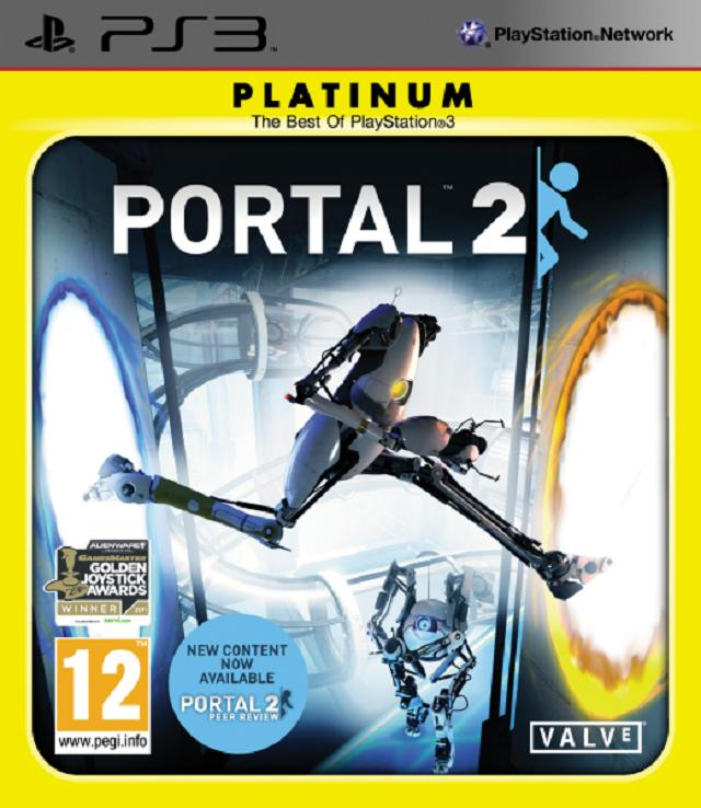 Portal 2 [2011 / Action, Logic / FULL] [PS3]