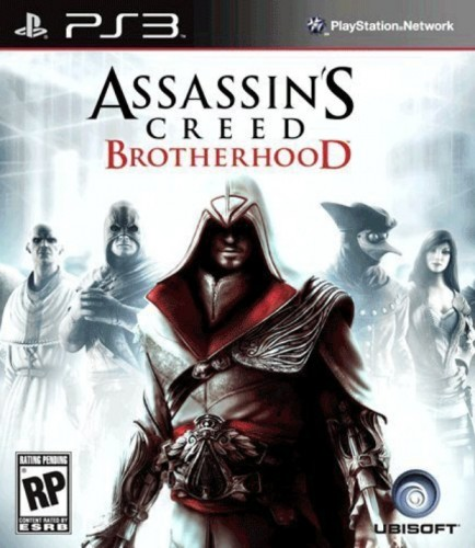 Assassin's Creed: Brotherhood [2010 / Action / 3rd Person / Repack] [ps3]
