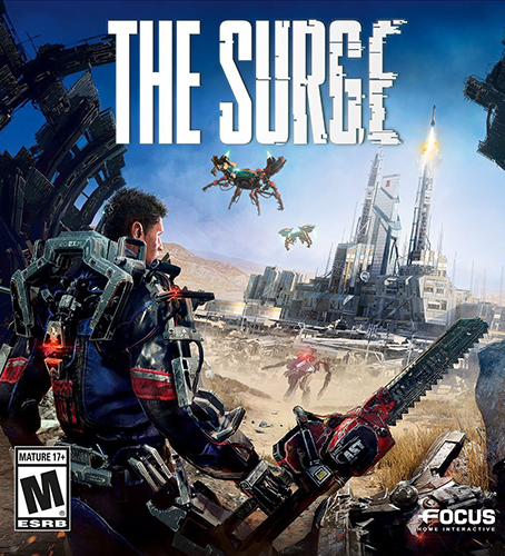 The Surge [2017 / Action, RPG, Cyberpunk, 3st Person, 3D / Repack]