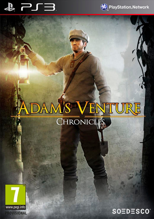 Adam's Venture: Chronicles [2016 / Adventure / PSN] [PS3]