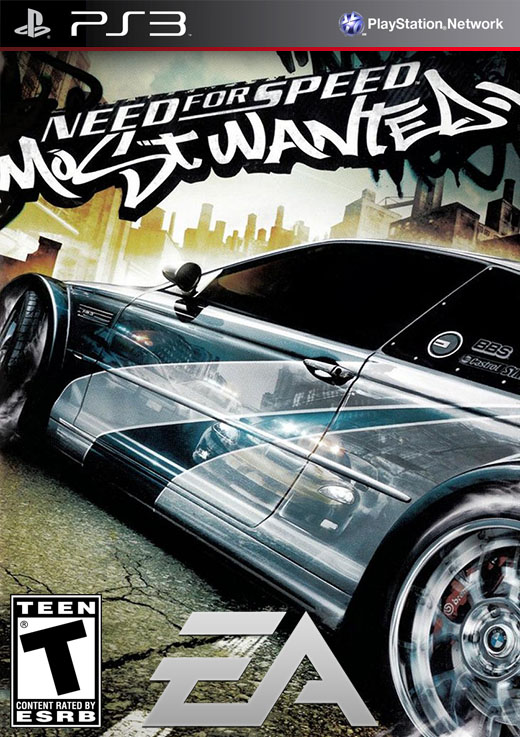 Need For Speed: Most Wanted [2005 / Racing / arcade / simulator / Repack] [PS3]