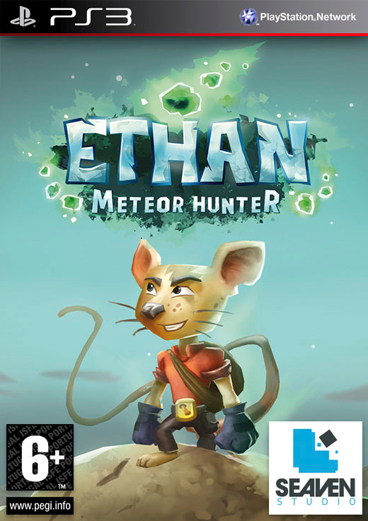Ethan: Meteor Hunter [2013 / Platformer / puzzle / PSN] [PS3]