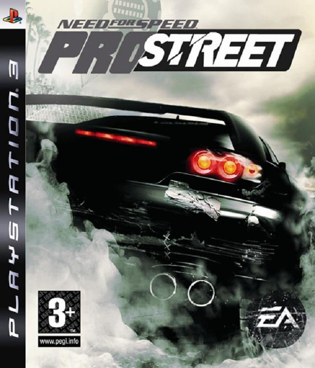 Need For Speed: Pro Street [2007 / Racing / FULL] [PS3]