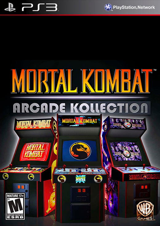Mortal Kombat: Arcade Kollection [2011 / Fighting / Repack] [PS3]