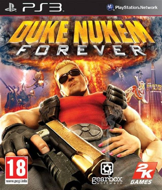 Duke Nukem Forever [2011 / Action / FULL] [PS3]