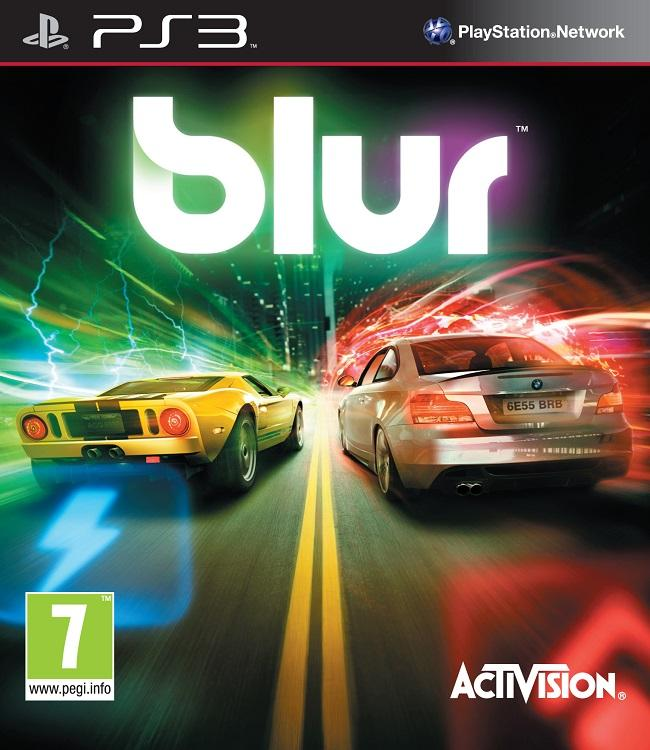 Blur [2010 / Racing / FULL] [PS3]