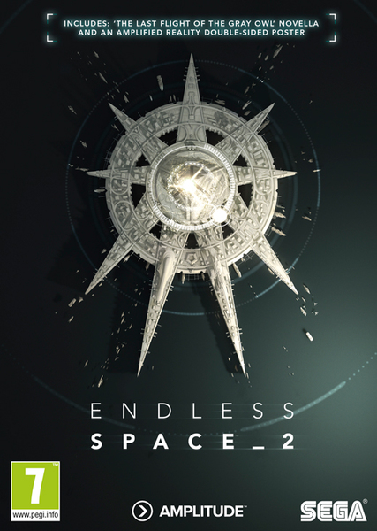Endless Space 2: Digital Deluxe Edition [v 1.0.5] [2017 / Strategy, TBS, Real-Time, 3D / RePack] PC | от xatab