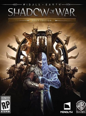 Middle-earth: Shadow of War [2017 / RPG, Action, 3D, 3rd Person / Трейлер]